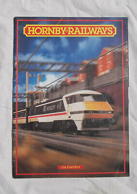 Hornby Railways 37 Edition Catalogue Train Locomotive Carriage Stock Set Thomas