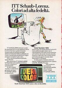 Pubblicita-Advertising-Werbung-1977-ITT-Schaub-Lorenz-2