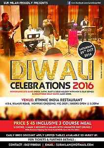 DIWALI CELEBERATION 2016 Point Cook Wyndham Area Preview