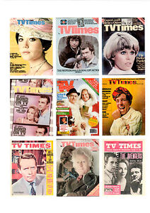 TV TIMES 1955-1990 - ULTIMATE COLLECTION (1200+ ISSUES)