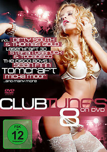 Clubtunes On DVD 8 - Various Artists (DVD) Neu