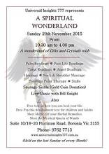 A SPIRITUAL WONDERLAND BY UNIVERSAL INSIGHTS 777 Boronia Knox Area Preview