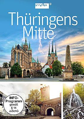 DVD MDR Sagenhaft Thüringens Mitte - Urlaub mit dem Auto