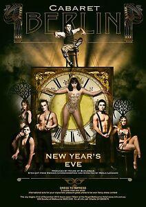 Nye Cabaret Berlin Show - 629 Bourke St, Melbourne VIC 3000 Docklands Melbourne City Preview