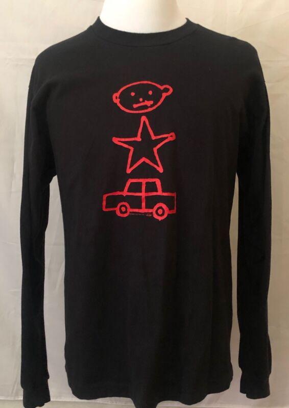 U2 1992 ZooTV Zooropa Tour Achtung Baby Shirt Rare