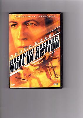 Breaker Breaker - Voll in Action (Chuck Norris) / DVD #15259 (Chuck Norris Breaker Breaker)