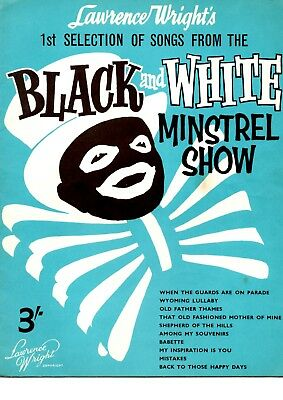 1st Selection of Songs From the Black and White Minstrel Show (10 songs)