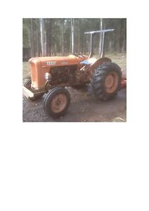 Rare Fiat 411Rb tractor Taree Greater Taree Area Preview