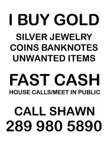 I BUY GOLD SILVER JEWELRY COINS BANKNOTES AND MORE