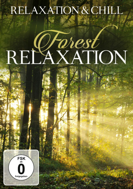 DVD Forest Relaxation - Slow Ambient And Lounge TV