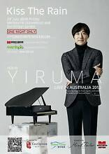 Tickets Sales Kiss the Rain Yiruma Live in Melbourne 2016 Southbank Melbourne City Preview