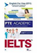 PTE Academic, IELTS Training Parramatta Parramatta Area Preview