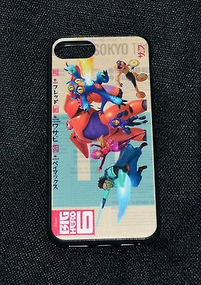 Disney Parks D-Tech iPhone 5/5s Big Hero 6 Cast Phone Case - Gently Used