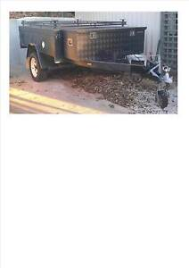 Off Road Camper Trailer Hard Top Custom Built in WA 3yrs old Wattleup Cockburn Area Preview