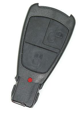 Mercedes Benz A B C E S CLS SLK ML VITO Etc 2 buttons FOB REMOTE KEY CASE