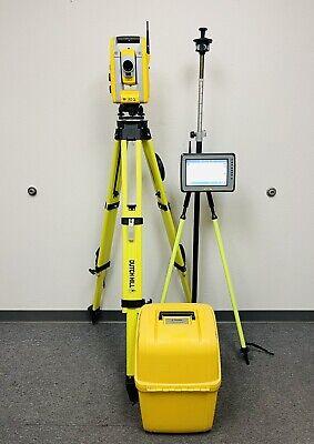 Trimble S3 2 Dr Robotic Total Station Set W Auto-lock 2.4 Ghz Radio Kenai