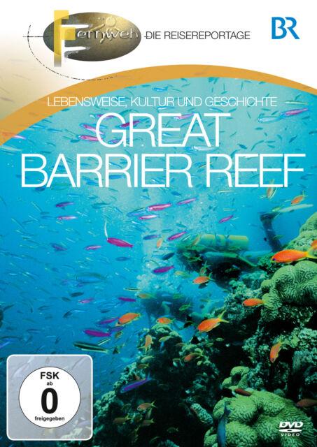 DVD Great Barrier Reef von Br Fernweh Lebensweise, Kultur & Geschichte