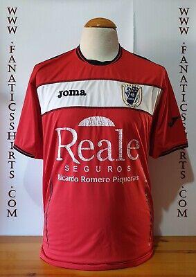 Camiseta Futbol Albacete C.F Nº18 MW 2012-2013 Joma Shirt Trikot Maglia image