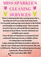 Cleaning Enfield and Elmsdale surrounding areas