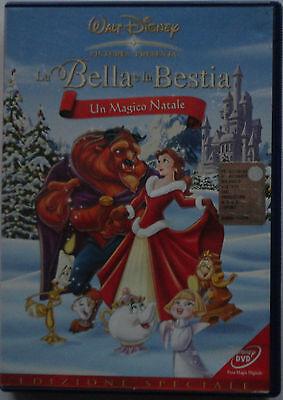 Disney Bella (Disney DVD La Bella e la Bestia Die Schöne und das Biest Z3 Sprache Deutsch Rar)