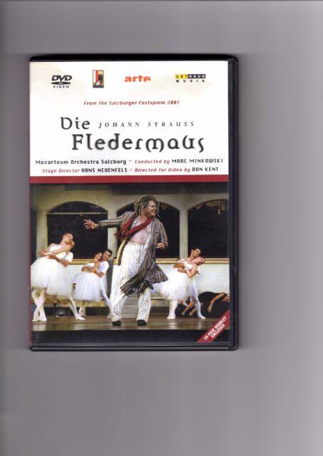Johann Strauss - Die Fledermaus (ARTHAUS) DVD #11633