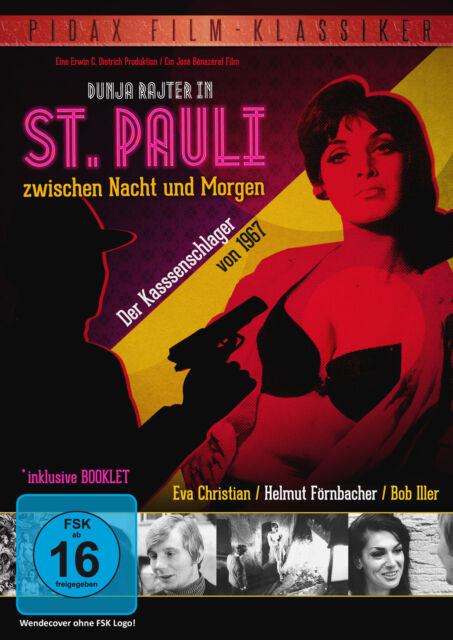 St. Pauli zwischen Nacht und Morgen * DVD Kiez Krimi Pidax Neu Ovp