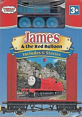 Thomas and Friends - James and the Red Balloon (DVD, 2009, With Toy Train) 2004 - Thomas And Friends Balloons