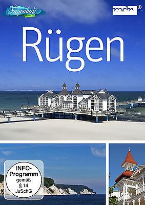 DVD Rügen von MDR Sagenhaft - Urlaub mit dem Auto