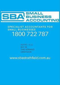 Tax agent, BAS Agent your local CPA public accountants Croydon Burwood Area Preview