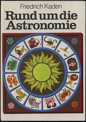 Kaden Rund um die Astronomie Sonne Mond Sterne Galilei Copernikus Gagarin Planet