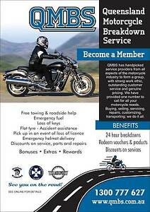 Queensland Motorcycle Mobile Mechanical & Transport Services $44* Carrara Gold Coast City Preview