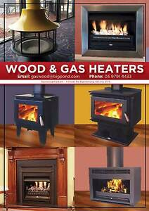 WOOD HEATERS Dandenong South Greater Dandenong Preview