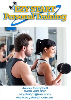 Personal Training Western Suburbs (Save $50!)