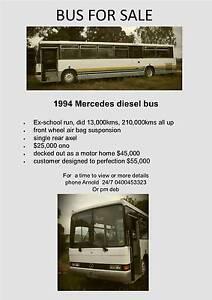 1994 Mercedes Ex-School Bus Finley Berrigan Area Preview