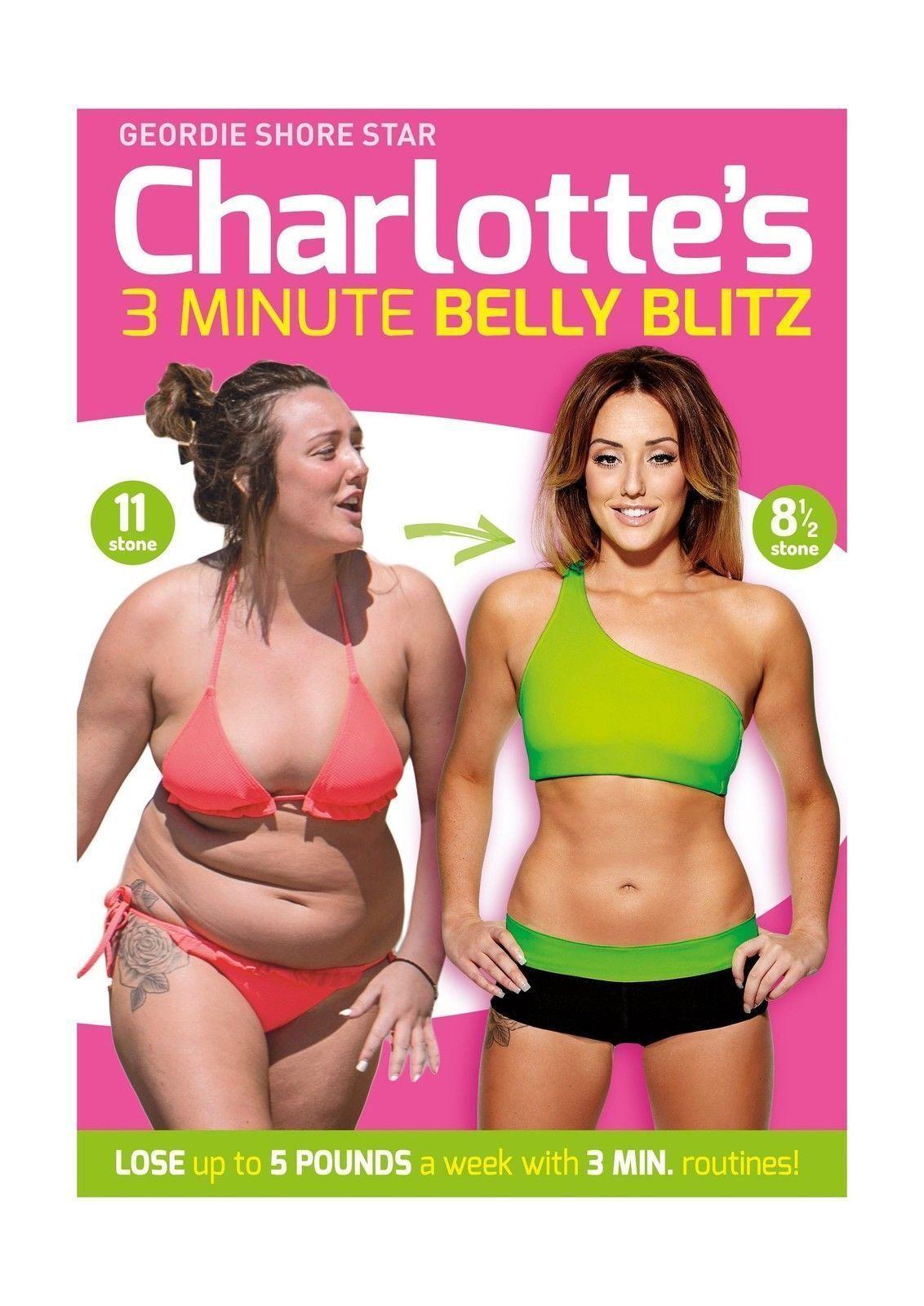charlotte crosby dvd pierdere în greutate