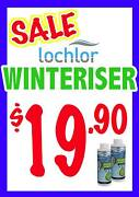 """Pool Winteriser Algaecide Treatment SALE """"FREE DELIVERY""""* Morley Bayswater Area Preview"""