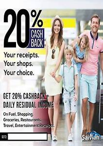 Earn 20%Cashback on your shopping Trundle Parkes Area Preview