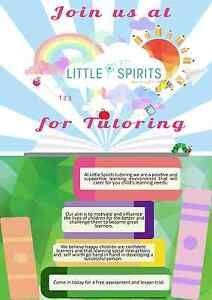 Little Spirits Tutoring and Beyond Liverpool Liverpool Area Preview