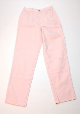 Rocky Mountain Clothing Pink High Waist Heavy Jeans Tag Size 30 11 Mine  26X31 5