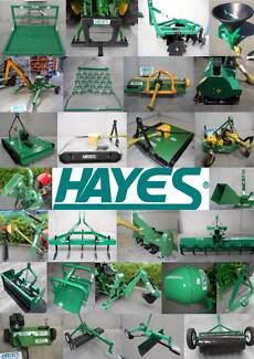 Hayes Products NSW