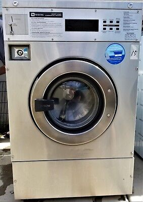 Coin Op Commercial Washer Front Load Maytag 18lb As-is 3 Phase