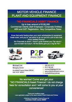 P2P FINANCE BROKERS.   SPECIALISING IN ALL ASPECTS OF FINANCE.
