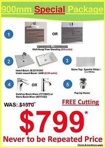 Bath room vanity package !! this month special !! Canning Vale Canning Area Preview