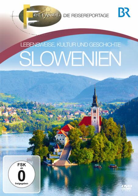 DVD Slowenien von Br Fernweh das Reisemagazin mit Insidertipps auf DVD