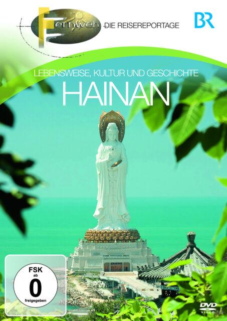 DVD Hainan von Br Fernweh Das Reisemagazin mit Insidertipps auf DVD