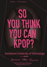 So You Can Think You Can K-POP Waratah West Newcastle Area Preview