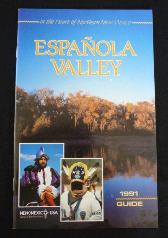 Espanola Valley, New Mexico 1991 Guide