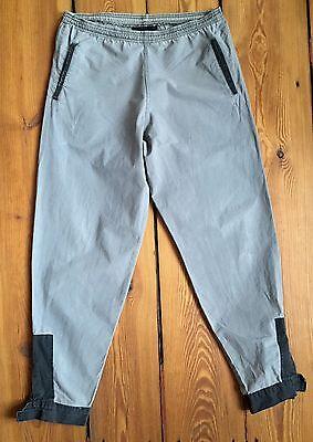 Bronze Age Venice California Pants 80s Vintage T-Shirt Original Rare Size L Grey