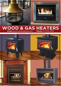 WOOD AND GAS HEATERS Dandenong South Greater Dandenong Preview