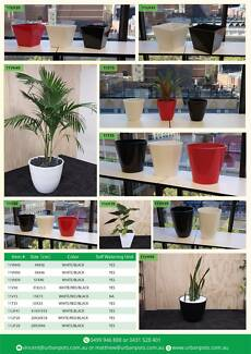 Indoor / Outdoor Garden Pots